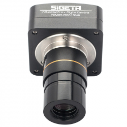 Додаткове зображення Астрокамера SIGETA TCMOS 1300 1.3MP USB2.0 №1