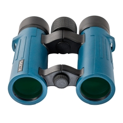 Додаткове зображення Бінокль Sigeta Imperial 10x34 (Black/Blue/Green) №7