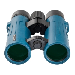 Додаткове зображення Бінокль Sigeta Imperial 10x42 (Black/Blue/Green) №7