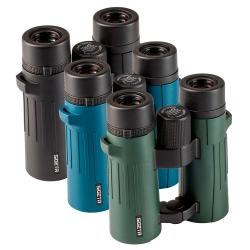 Бінокль Sigeta Imperial 10x42 (Black/Blue/Green): збільшити фото