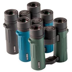 Бінокль Sigeta Imperial 8x34 (Black/Blue/Green): збільшити фото