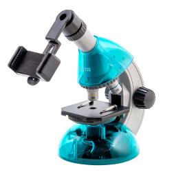 Додаткове зображення Мікроскоп SIGETA Mixi 40x-640x з набором слайдів і аксесуарів №4