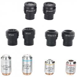 Додаткове зображення Мікроскоп SIGETA BIOGENIC 40x-2000x LED Bino Infinity №7