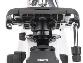 Додаткове зображення Мікроскоп SIGETA BIOGENIC 40x-2000x LED Trino Infinity №5