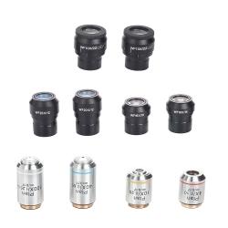 Додаткове зображення Мікроскоп SIGETA BIOGENIC 40x-2000x LED Trino Infinity №8