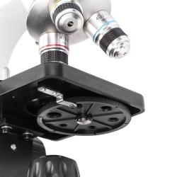 Додаткове зображення Мікроскоп SIGETA MB-120 40x-1000x LED Mono №6
