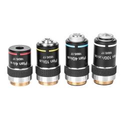 Додаткове зображення Мікроскоп SIGETA MB-505 40x-1600x LED Trino Plan-Achromatic №10