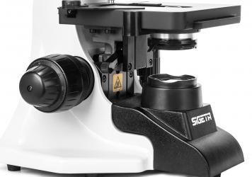 Додаткове зображення Мікроскоп SIGETA MB-505 40x-1600x LED Trino Plan-Achromatic №5