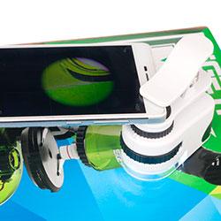 Додаткове зображення Мікроскоп SIGETA MicroClip 45x для смартфона №4