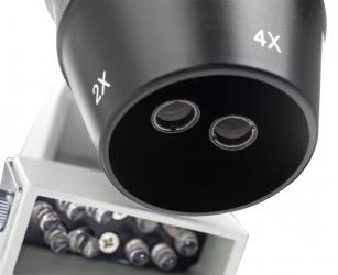 Додаткове зображення Мікроскоп SIGETA MS-217 20x-40x LED Bino Stereo №3