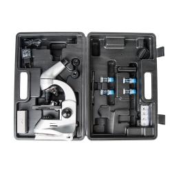 Додаткове зображення Мікроскоп SIGETA PRIZE NOVUM 20x-1280x (в кейсі) №6