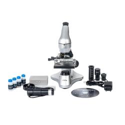 Додаткове зображення Мікроскоп SIGETA PRIZE NOVUM 20x-1280x з камерою 0.3Mp (в кейсі) №7