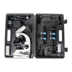Додаткове зображення Мікроскоп SIGETA PRIZE NOVUM 20x-1280x з камерою 2Mp (в кейсі) №6