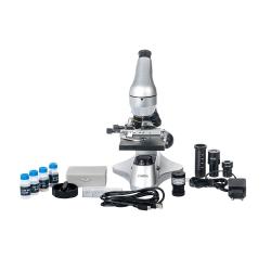 Додаткове зображення Мікроскоп SIGETA PRIZE NOVUM 20x-1280x з камерою 2Mp (в кейсі) №7