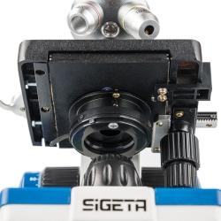 Додаткове зображення Мікроскоп SIGETA UNITY PRO 40x-640x LED Mono №7