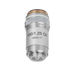 Об'єктив SIGETA Achromatic 100x / 1.25 OIL: збільшити фото
