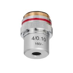 Об'єктив SIGETA Achromatic 4x / 0.10: збільшити фото