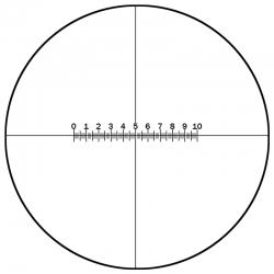 Додаткове зображення Окуляр SIGETA WF 10x/18 мм (мікрометричний) №1