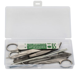 Набір препарувальних інструментів Dissection Kit: збільшити фото