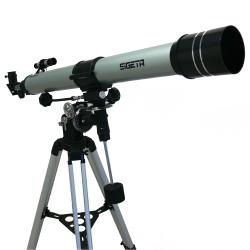 Додаткове зображення Телескоп SIGETA Scorpius 70/900 EQ №3