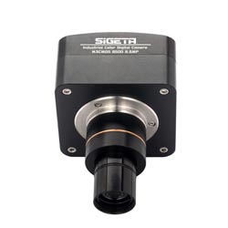 Додаткове зображення Цифрова камера SIGETA M3CMOS 8500 8.5Mp №1