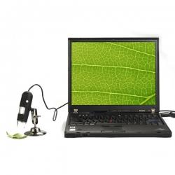 Додаткове зображення Цифровий мікроскоп SIGETA CAM-07 20x-200x 2.0Mpx №1
