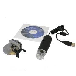 Додаткове зображення Цифровий мікроскоп SIGETA CAM-07 20x-200x 2.0Mpx №2