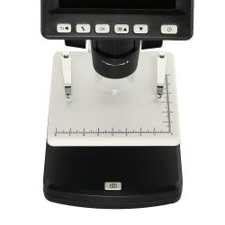 Додаткове зображення Цифровий мікроскоп SIGETA Forward 10-500x 5.0Mpx LCD №1