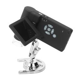 Додаткове зображення Цифровий мікроскоп SIGETA HandView 20-500x 5.0Mpx 3'' TFT №3