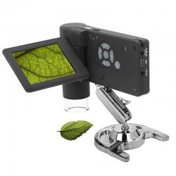 Цифровий мікроскоп SIGETA HandView 20-500x 5.0Mpx 3'' TFT: збільшити фото