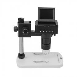Додаткове зображення Цифровий мікроскоп SIGETA Superior 10-220x 2.4'' LCD 1080P HDMI/ USB/ TV №4