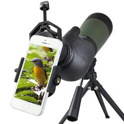 Додаткове зображення Адаптер фотографічний SIGETA Photo FX для смартфона №3